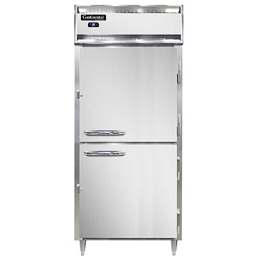 Continental Refrigerator DL1RXS-SA-HD - Refrigerator, Wide, 1-Section