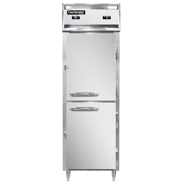 Continental Refrigerator DL1RFS-HD - Refrigerator/Freezer, 1-Section