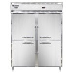 Continental Refrigerator DL2RWE-SS-PT-HD - Refrigerator/Heated Cabinet