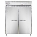 Continental Refrigerator DL2RWE-SS-PT - Refrigerator/Heated Cabinet