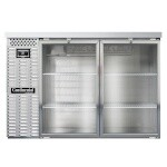 Continental Refrigerator BB50NSSGD - Back Bar Cooler, 50
