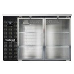 Continental Refrigerator BB50NGD - Back Bar Cooler, 50