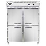 Continental Refrigerator DL2RWE-SS-HD - Refrigerator/Heated Cabinet