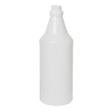 Continental 932CG - Graduated Translucent Spray Bottle, 32 oz. (Case of 100)