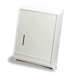 992P Continental - Paper Towel Dispenser, wall-mounted, holds multi-fold or