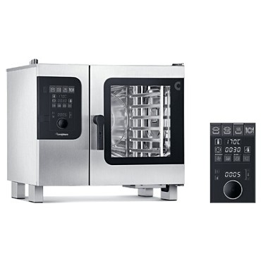 C4 Ed 6 10eb Convotherm Electric Combi Oven With