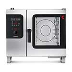 Convotherm C4ED6.10GS RH 120/60/1 - Gas Boilerless Combi Oven with easyDial Controls