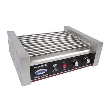 "Cozoc HDG5001-11 - Hot Dog Roller Grill, counter top, 22""W, (30) hot dog"