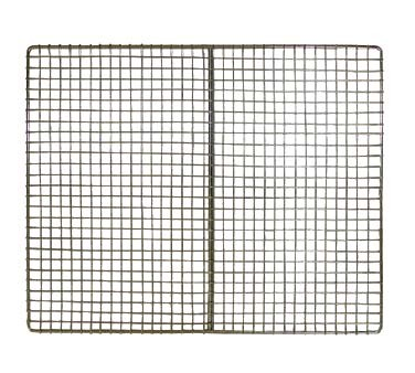 "Update International FS1313 - Fryer Screen, 13"" x 13"", 1.5 mm chrome plated stainless steel"