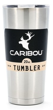 Caribou 51861 - Tumbler with Lid, 20 oz.