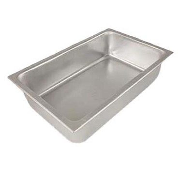 "Crestware ASP - Spillage Pan, 5-1/2"" deep, can only use a 4"" pan (Case of 6)"