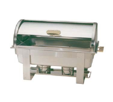 Crestware CHART - Chafer, rectangular, includes: one piece welded frame