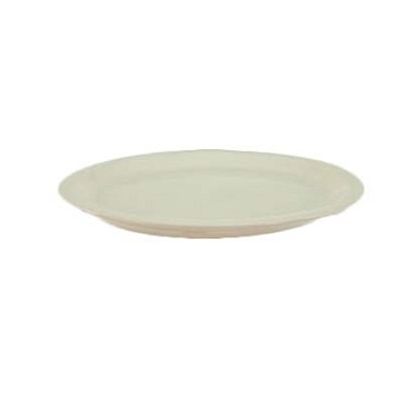"Crestware CM53 - Platter, 13-1/2"" X 10-3/8"" , narrow rim (Case of 12)"