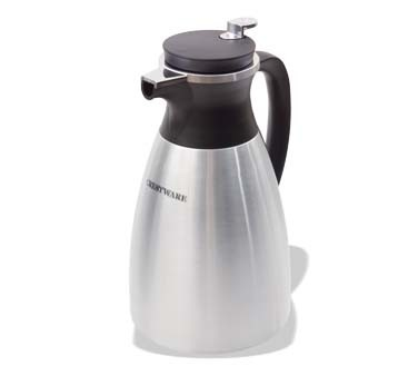 Crestware CS2 - Carafe, 2.0 liter, vacuum (Case of 6)