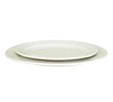 "Crestware EL52 - Platter, 11"" x 8"" , oval (Case of 12)"