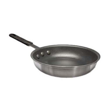 "Crestware FRY14XH - Fry Pan, 14-9/16"", black handle, (Case of 6)"