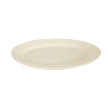 "Crestware PIC55 - Platter, 10-5/8"" , oval (Case of 24)"