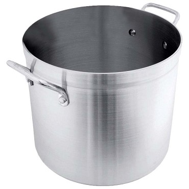 "Crestware POT160 - Stock Pot, 160 qt., 23-1/4"" dia."