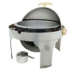 Crestware CHAELR - Chafer, 6 qt. food pan capacity, round