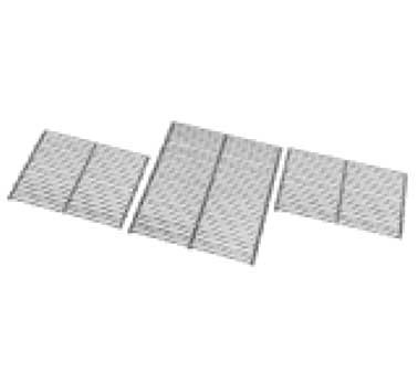 Crown Verity ZCV-215070-2- Cooking grates, for MCB-72, stainless steel