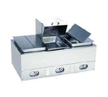 Crown Verity CV-3WHS - Hot Dog Steamer, electric, high capacity