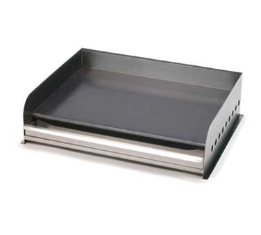 "Crown Verity CV-PGRID-30 - Removable griddle - Professional series, 30"" W x 23-1/2"" D x 7-1/2"" H"