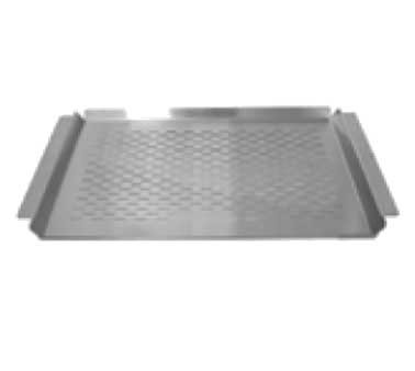 "Crown Verity CV-PGT-1117 - Veggie/Fish Tray, 13"" W x 22"" L, 16 gauge"