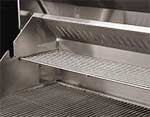 Crown Verity CV-ABR-30 - Bun rack assembly, stainless steel, adjustable