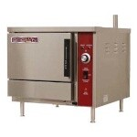 Crown Steam EPX-3 - Convection Steamer, electric, countertop, boilerless, (3) pan capacity