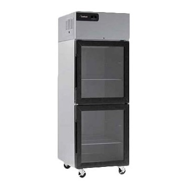 Delfield GBR2P-GH - Reach-In Refrigerator, 2-Section, 46 Cubic Feet