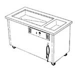 Delfield SHC-50-NU - Hot/Cold Serving Counter, 50