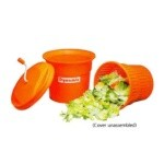Dynamic E002 - Salad Spinner, manual, 5 gallon, 17