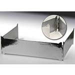 Eastern Tabletop 3261H - Butane Stove Cover-Up, Stainless Steel