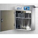 Edlund KSUV-18 - Knife Sanitizing Cabinet, Holds 12 Knives