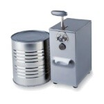 Edlund 266/115V - Can Opener, Electric, recommended usage is 50 to 100 cans per da
