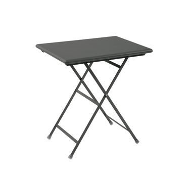 Emu 334 Rectangular Arc En Ciel Folding Table 20 X 28 29