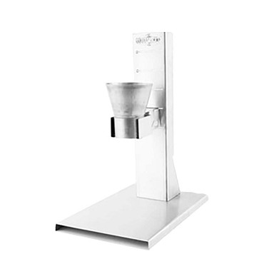 Eurodib 1600845 - Orved Funnel, large pedestal, calibrates weight of liquid, pow