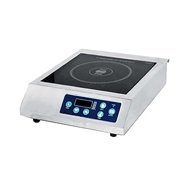 Eurodib F-IH-01SS - Induction Cooker, electric, countertop, single burner, 10.8inch x 10.8inch