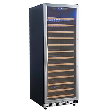 Eurodib USA USF128S - Reach-In Wine Cabinet, (138) Bottle Capacity