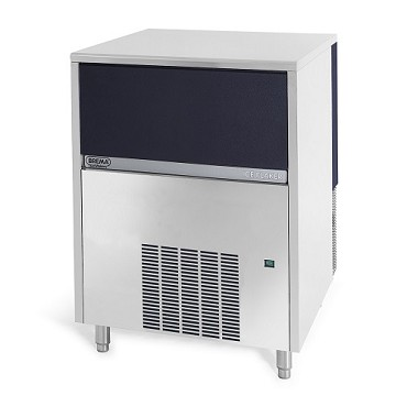Eurodib GB1504A HC - Flake Ice Machine with Bin, Makes 330 lb., Stores 88 lb.