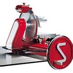 "Eurodib ANNIVERSARIO 350 - Sirman Flywheel Slicer, manual, 14"" blade, self-adjus"