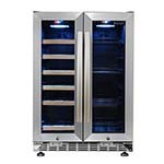 Eurodib USF36B - DENT Wine & Beverage Cabinet, (18) bottle/(55) can capacity
