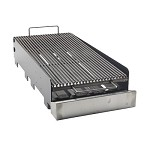 Franklin Machine 133-1207 - Add-On Broiler w/Removable Grease Drawer, 11 x 24 x