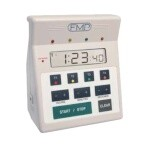 Franklin Machine 151-7500 - 4 in 1 Timer, digital, 4 countdown timers w/memory recall featur