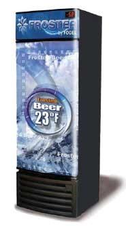 fogel refrigeration froster b 280 us beer merchandiser - Beer Merchandiser