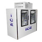 Fogel Ice Merchandisers ICB-2-GL - Indoor Ice Merchandiser, 60 Cubic Feet