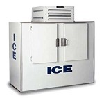 Fogel Ice Merchandisers ICB-2 - Ice Merchandiser, 60 Cubic Feet