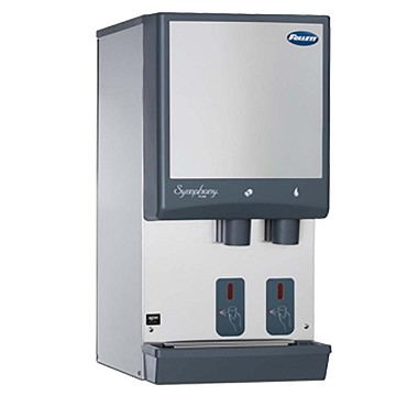 Follett 12CI425A-S - Countertop Ice Machine and Water Dispenser