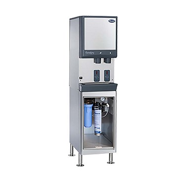 Follett 12BASE-CF - Equipment Stand for 12CI Series Ice and Water dispenser