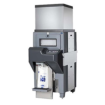 Follett DB650SA - Semi-Automatic Bagging and Dispensing System